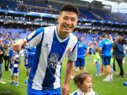 武磊:中国球员在欧洲也能有好表现;肩伤恢复情况良好