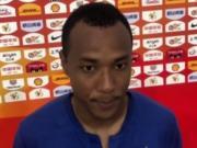 艾迪:每场比赛对于我们来说都是决赛;莫雷诺