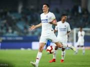 申花客场1-0江苏终结九轮不胜,莫雷诺争议进球