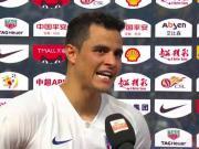 莫雷诺:进球的不是我而是整个申花,胜利献给