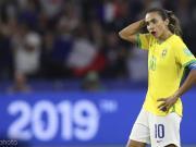 玛塔:我不可能永远都在,巴西女足需要下一代站出来
