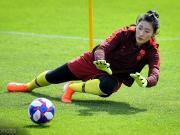 意大利女足记者:门将教练已经对彭诗梦做了针对性研究