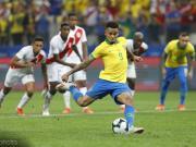 进球荒,热苏斯已经621天没为巴西队在正式比赛中取得进球了
