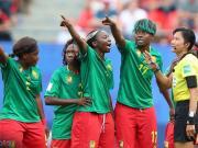 因喀麦隆女足在世界杯上的不端行
