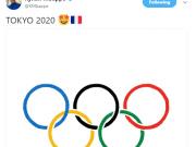 法国国青队晋级东京奥运会,姆巴佩发推表示期待