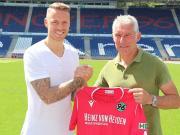 官方:汉诺威96签下诺维奇后卫弗兰克