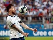 梅西:阿根廷队不能够再犯任何错误,现在的我们重获新生