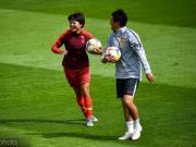 跟队记者:王霜将会在对意大利的比赛中首发出
