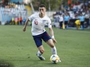 前曼城球员质疑英格兰U21主帅用人:让福登连续首发不行吗?