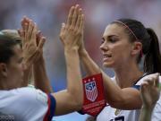 联合国为女足运动员发声:梅西一人的薪水是她们所有人的两倍