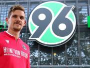官方:汉诺威96签下德国前国脚塞巴斯蒂安-容