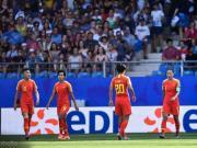 中国女足止步16强,参加世界杯以来首次未能跻身前八名