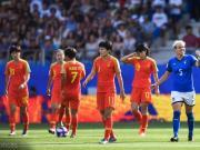 中国女足0