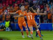 荷兰女足2