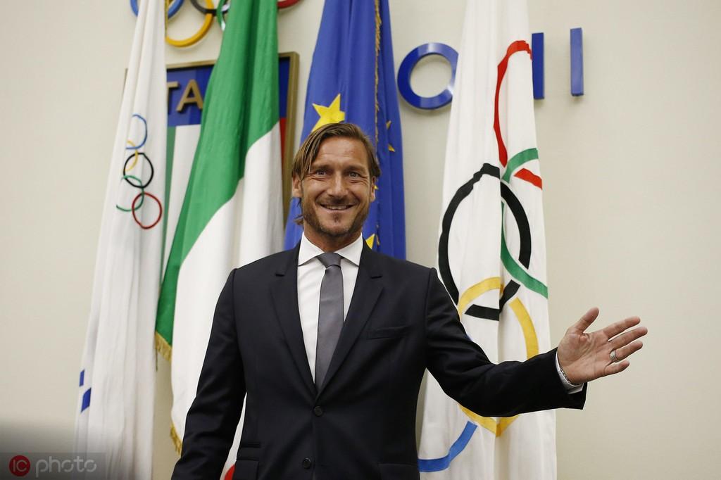 意媒:卡塔尔世界杯组委会有意邀请托蒂担任世界杯大使