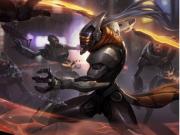 头号玩家:英雄联盟中的?#30007;?#33521;雄可以做到以一敌五?