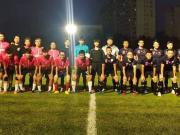 懂球帝FC队1-3龙合龙足球队遭两连败,朴教练破门难挽败局