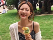 D站女子图鉴第7期:清新甜美的韩国ins小姐姐@jjeung_s2