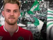 官方:汉诺威96签下杜塞尔多夫前锋杜克施