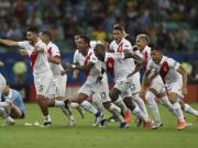 美洲杯半决赛对阵揭晓:巴西vs阿根廷,智利vs秘