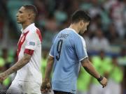 烏拉圭三次破門被VAR取消,點球大戰遭秘魯淘汰,蘇牙失點