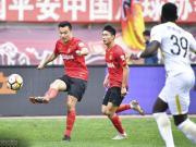 客場對陣申花,郜林和鄧涵文隨隊前往上海