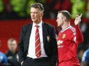 魯尼:范加爾是我合作過最好的主帥;很榮幸和范佩西一起踢球