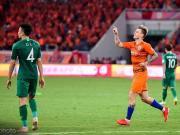 山东2-0终结国安三连胜,蒿俊闵奔袭助攻,格德
