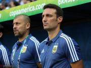 阿根廷已连续40场首发与前一场不同,上次连场相同是在3年前