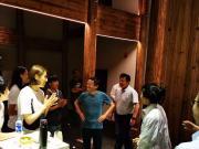 马云在杭州宴请中国女足全队,贾秀全缺席