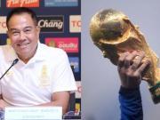 泰国足协主席:东盟10国联合申办世界杯不现实