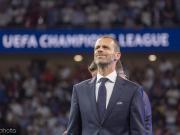 欧足联主席:考虑让欧洲杯冠军和美洲杯冠军来