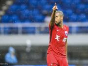 阿蘭下場后,天津天海本賽季中超首次在場上實現全華班