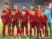 武漢杯:中國U14選拔隊2-1逆轉馬來西亞獲季軍