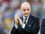 因凡蒂诺:不仅想扩军女足世界杯,还想办女足