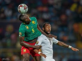 BBC:水晶宫接近250万镑买断乔丹-阿尤,打完非洲杯后签约