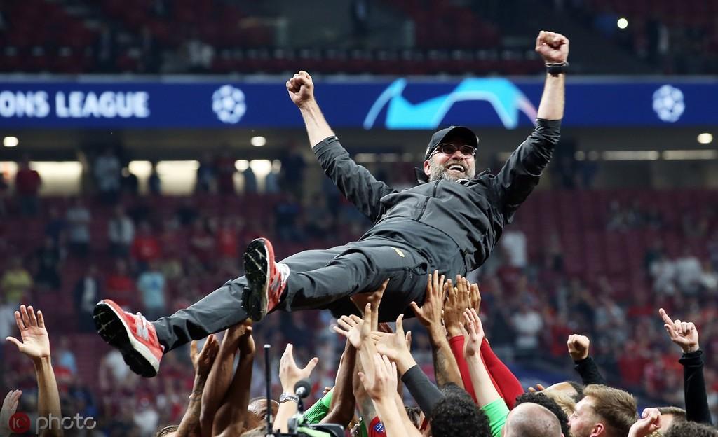 克洛普:拿一次欧冠远远不够,我们要赢得更多冠军 — 利物浦