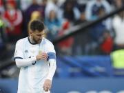 煽动球迷烧梅西球衣而遭禁赛,巴勒斯坦足协主席上诉被驳回
