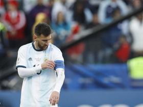 阿根廷总统力挺梅西:很明显,对他的处罚就是犯罪