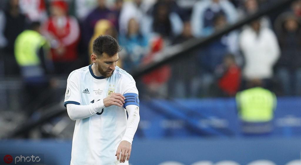 巴西总统谈梅西言论:那只是足球运动员的表演
