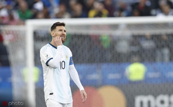 阿根廷足协上诉,希望缩短梅西的国际比赛禁赛期