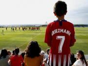 马卡:格列兹曼还未归队参加马德里竞技的夏季集训