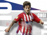 官方:埃瓦尔签下马德里竞技中场奥拉韦