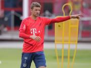 拜仁开始季前训练,穆勒发推:回去干活了!