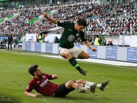 踢球者:米兰双雄关注沃尔夫斯堡边锋布雷卡洛