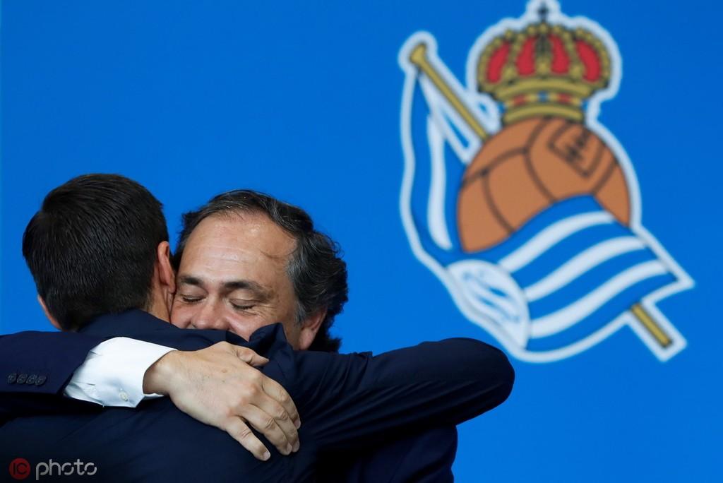 阿隆索正式上任:我在皇马很开心而在皇社我可以在家中成长