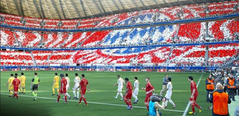 图片报:拜仁有望重新和实况足球发行商Konami合作