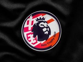 英超亚洲杯即将开始,四支英超球队将佩戴特制高科技徽章参赛