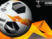 新赛季欧联杯官方用球曝光,橙色图案十分显眼