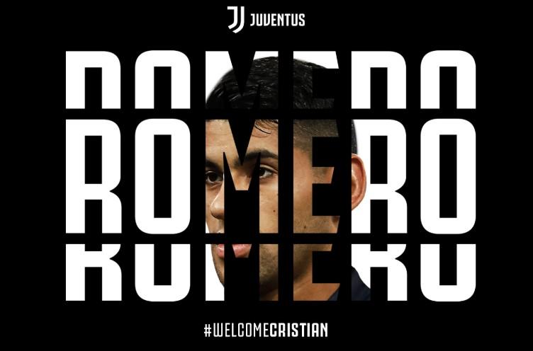 官方:尤文图斯签下阿根廷后卫罗梅罗,下赛季回租到热那亚